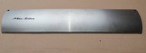 exhaust heatshield trim
