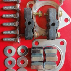 exhaust fitting kit delux