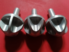iodised aluminium (brushed) heater knobs for mgf and mgtf mkii