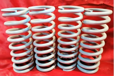 mgtf standard ride height springs