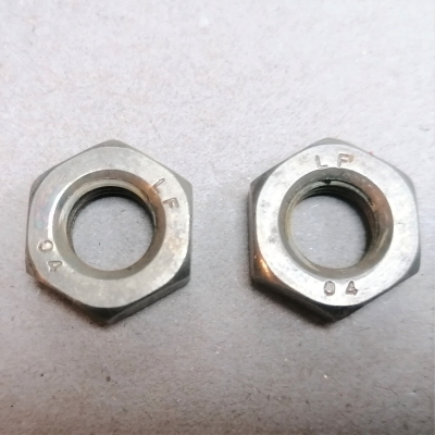 mgtf shock absorber top lock nuts