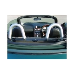 boxer mk2 - silver rollhoops only